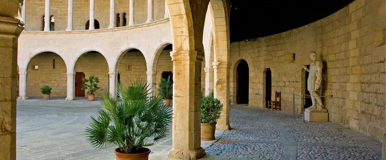 Das Castell de Bellver birgt viele Geheimnisse