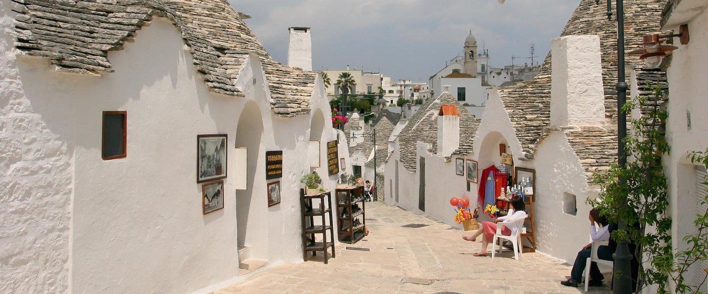 Domy i apartamenty wakacyjne w Apulia