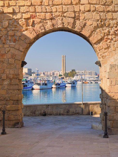Vista da Cidade de Otranto
