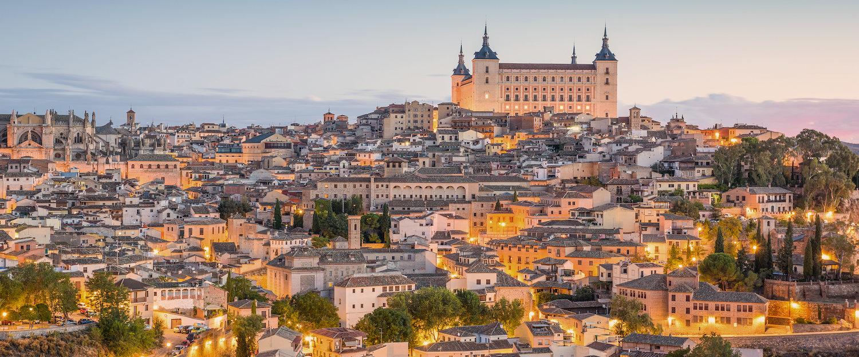 Apartamentos y alquileres vacacionales en Toledo