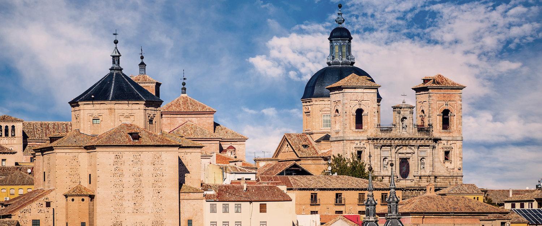 Una panoramica al centro de Toledo