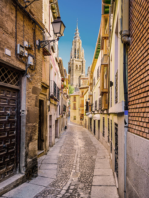 La Toledo medieval