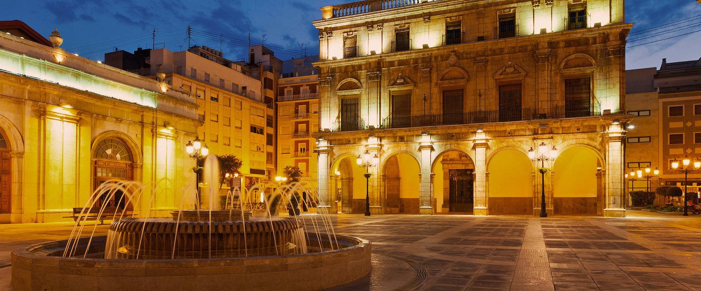 Plaza Mayor de Castellón de la Plana