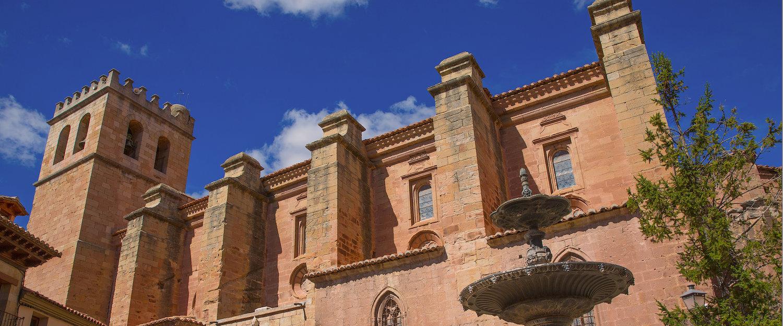 Iglesia de Mora de Rubielos