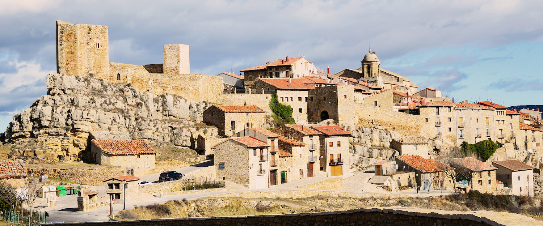 Puertomingalvo en los alrededores de Teruel
