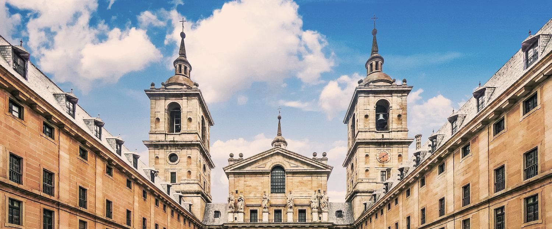 El Real Monasterio de San Lorenzo de El Escorial