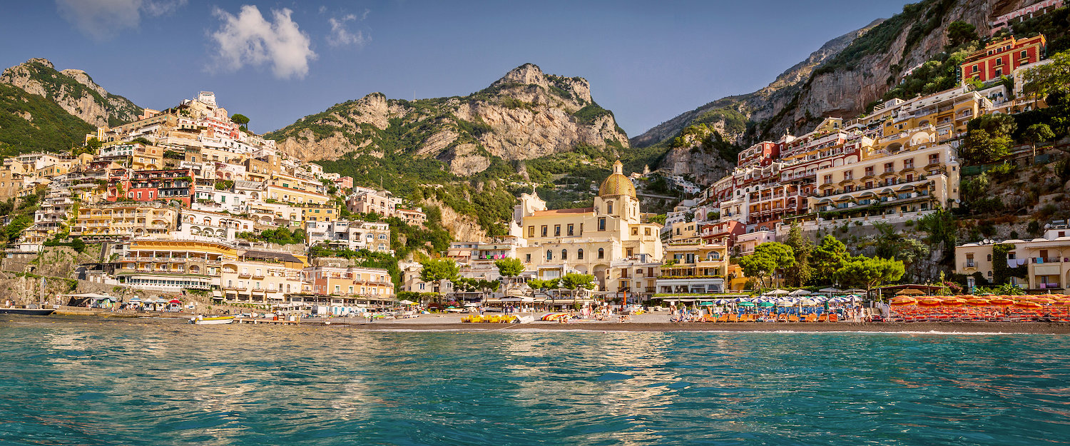 Unique holiday in the city at the Amalfi Coast