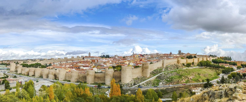 Apartamentos y alquileres vacacionales en Ávila