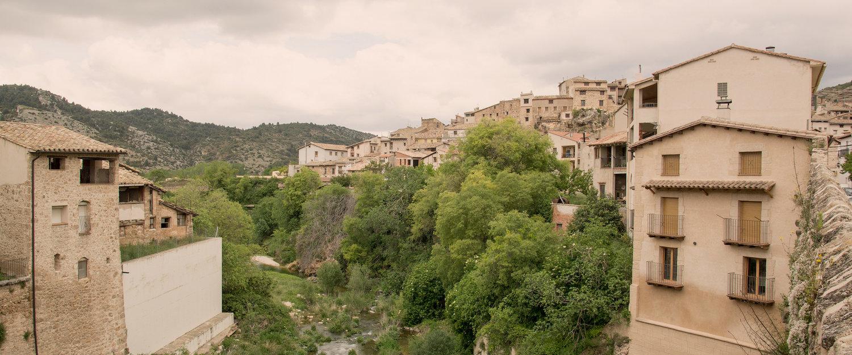 Casas rurales y apartamentos en Beceite