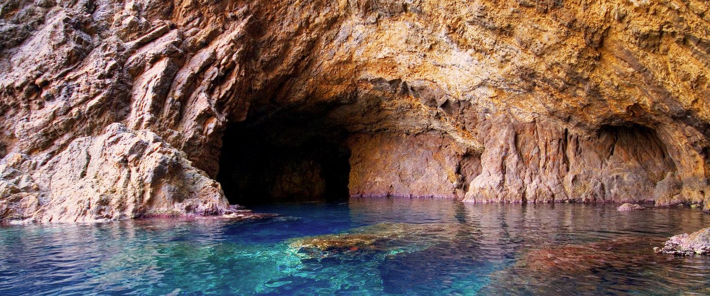 Grotte di Pilato auf Ponza