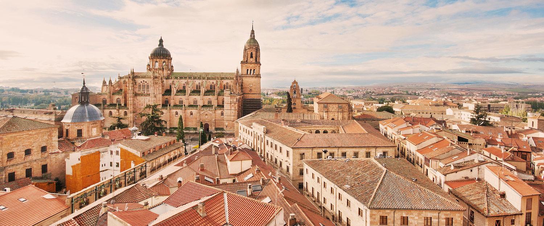 Apartamentos y casas rurales en Salamanca