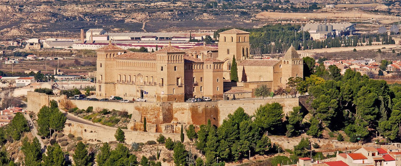El Castillo de los Calatravos en Alcañiz