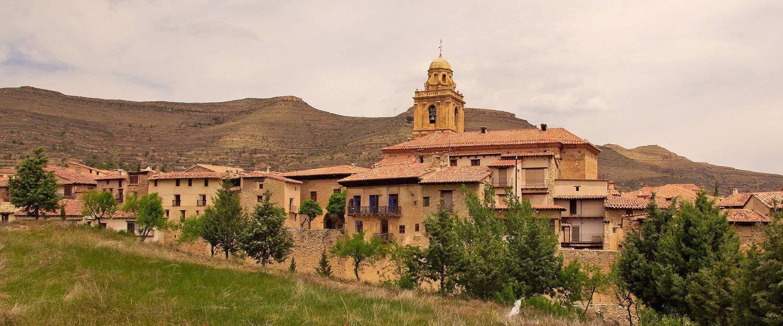 Casas rurales y apartamentos en Alcañiz