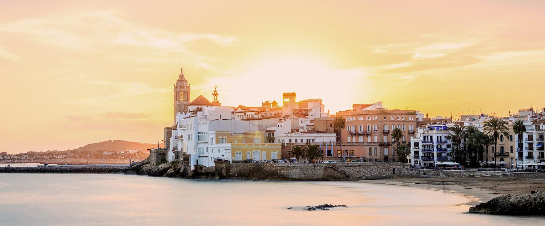 Apartamentos y casas rurales en Sitges