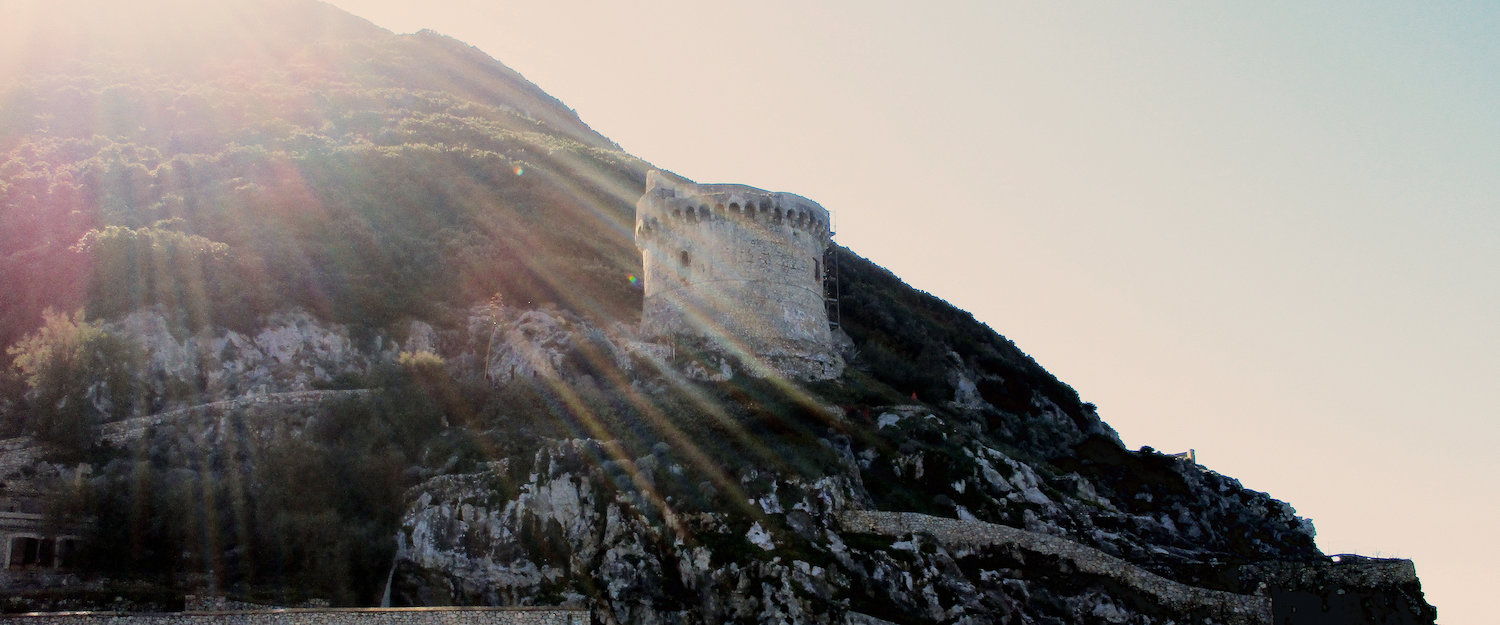 Torre Paola, Circeo.