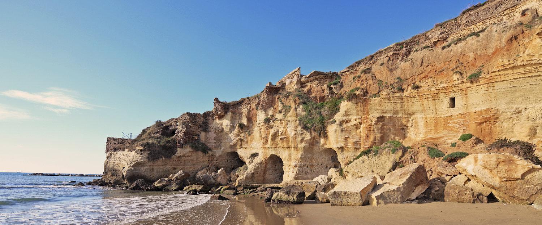 Grotte di Nerone, Anzio.