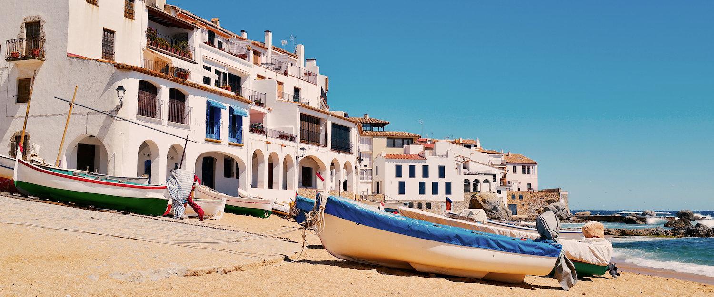 Strandurlaub in Palafrugell