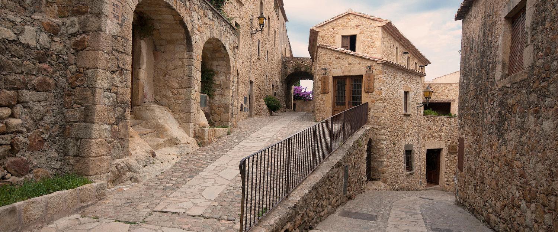 Altstadt von Pals