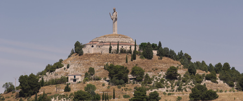 Cristo de Otero en Palencia