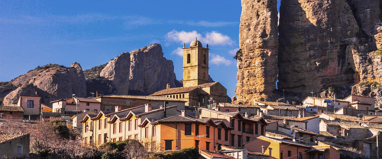 Casas rurales y apartamentos en Huesca