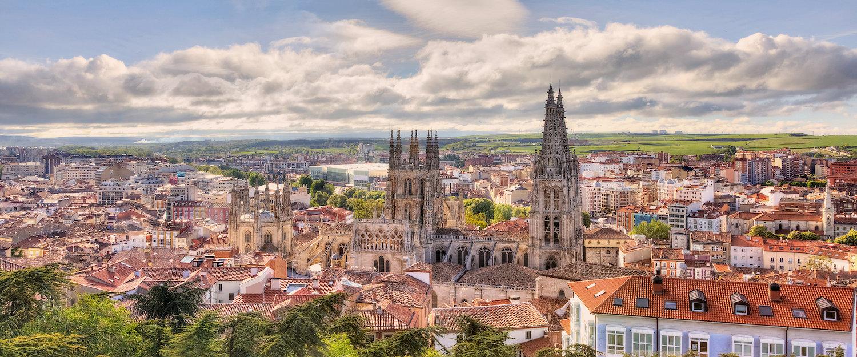 Apartamentos y alquileres vacacionales en Burgos
