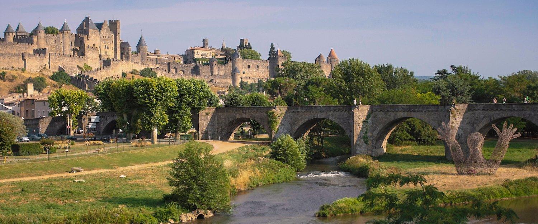 Ville fortifiée, Carcassonne