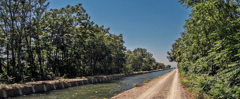 Río cerca de Sort