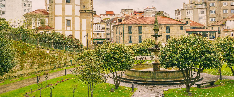 Apartamentos y casas rurales en Pontevedra