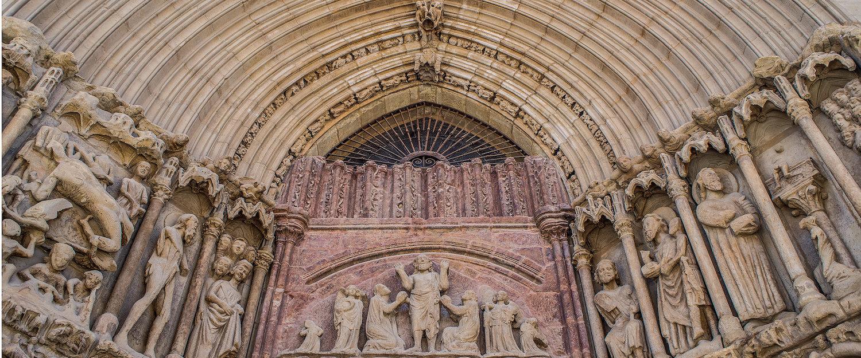 Iglesia de Bartolome en Logroño