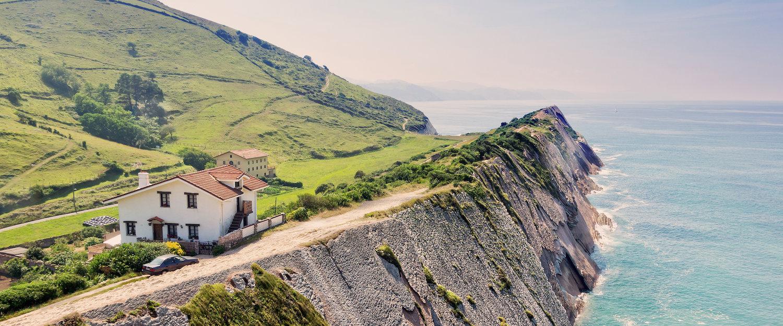Vakantiehuizen in het Baskenland