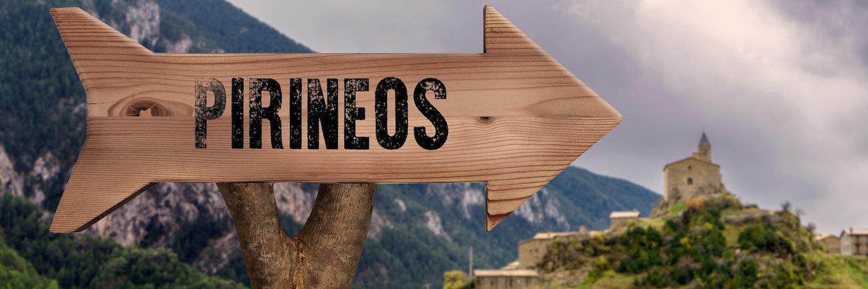 Cartel de los Pirineos