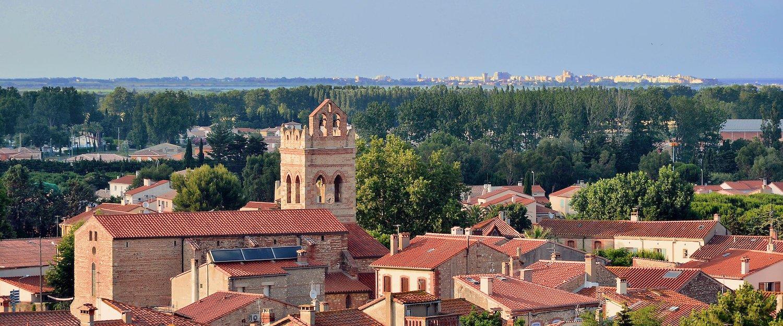 Village de Saint-Cyprien