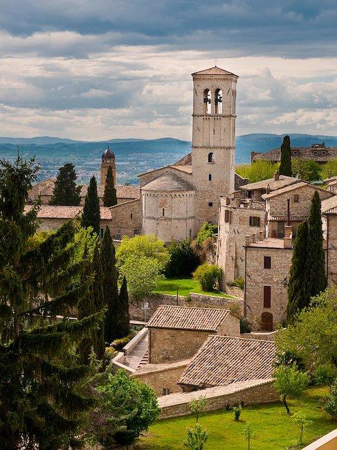Basilica di San Francesco d'Assisi.