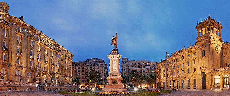 Plaza de Okendo