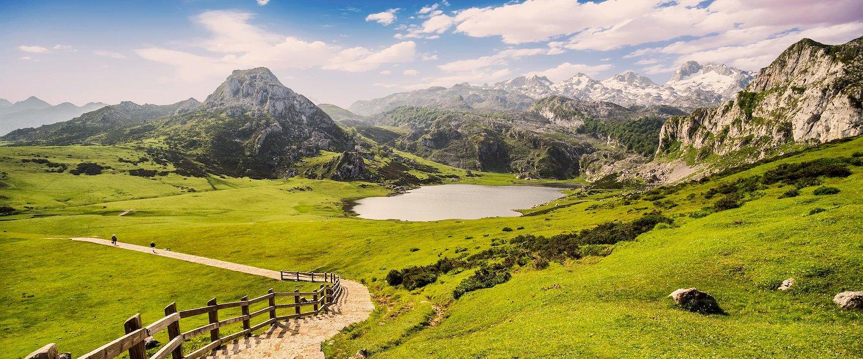 Vakantiehuizen in Asturië