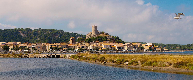 Ferienwohnungen und Ferienhäuser in Narbonne, Gruissan und Umgebung