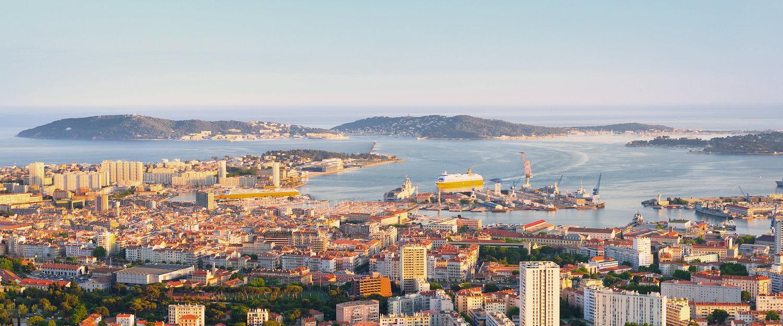 Locations de vacances et maisons de vacances à Toulon