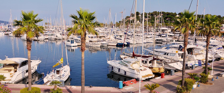 Ferienwohnungen und Ferienhäuser in Cavalaire-sur-Mer