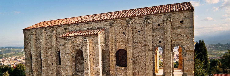 Iglesia de Santa Maria del Naranco, Oviedo