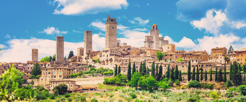 Case vacanze e appartamenti a San Gimignano