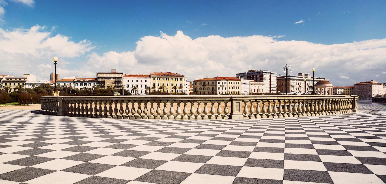 La Terrazza Mascagni in Livorno