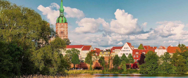 Ferienwohnungen und Ferienhäuser in Stralsund