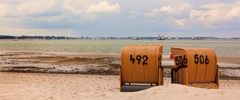 Ferienwohnungen und Ferienhäuser in der Kieler Bucht