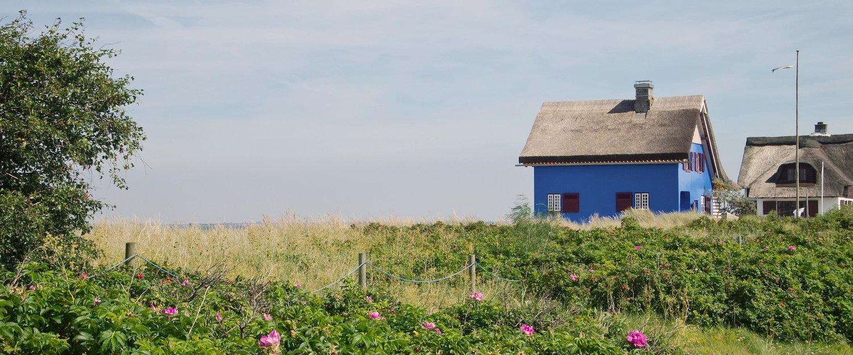 Een huis aan zee