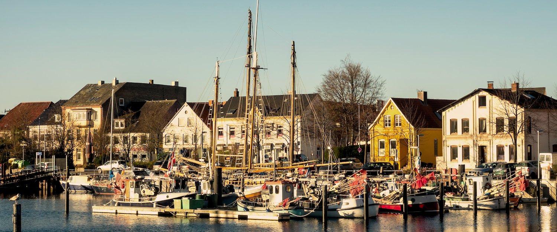 Alter Hafen von Eckernförde