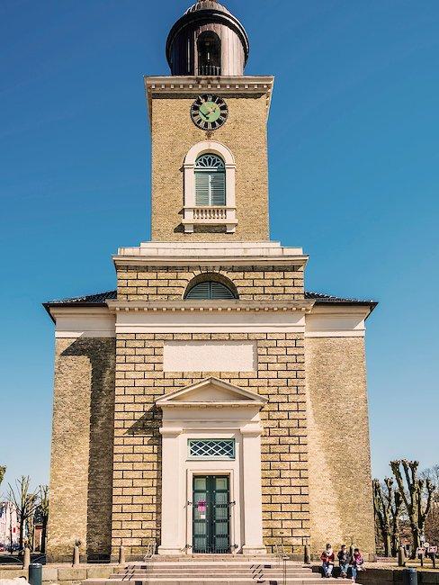 Die Marienkirche in Husum