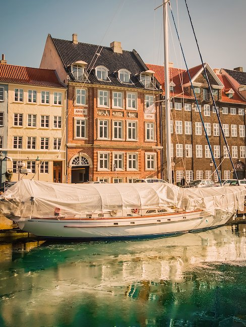 Enjoy maritime flair in Denmark
