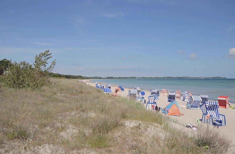 Ferienwohnungen und Ferienhäuser in Breege