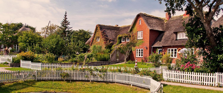 Landestypische Häuser