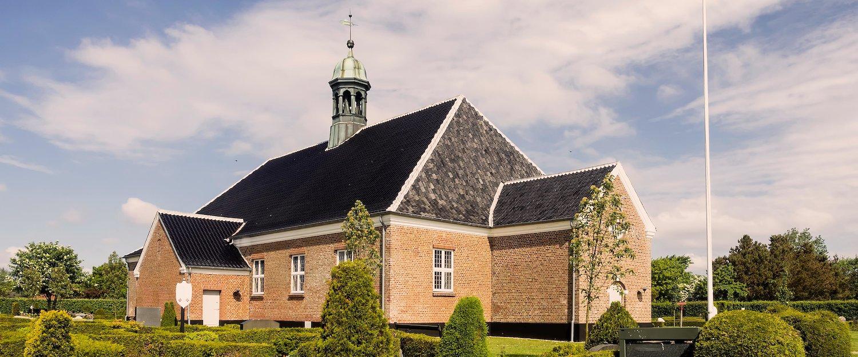 Kirche auf Fanø